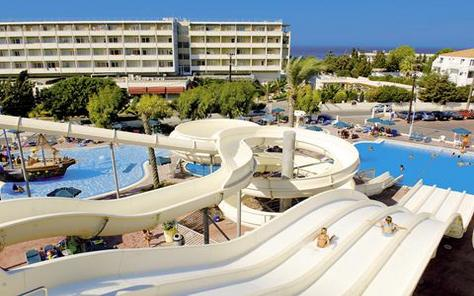 Hotel Blue Bay Rhodos (Aqua Beach Club)