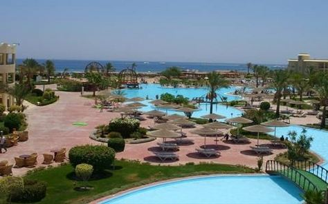 Tia Heights Makadi Bay (vh Le Meridien)