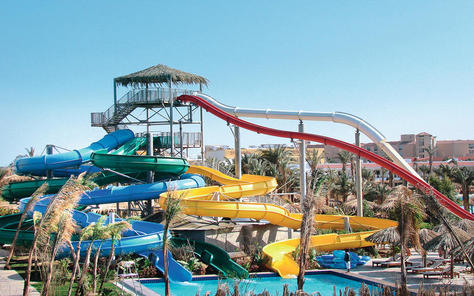 Hotel Sindbad Club Aquapark Resort