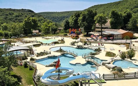 Camping Le Domaine d'Imbours