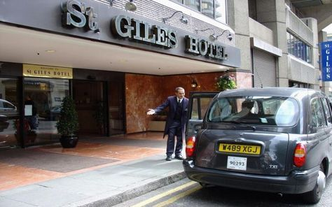 St.Giles Hotel