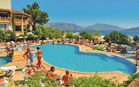 Ideal Panorama Hotel Marmaris