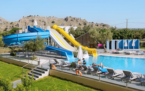 SunConnect Kolymbia Star