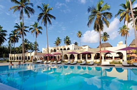 The Dream of Zanzibar Resort