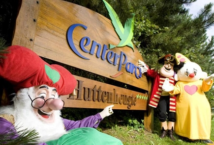 Center Parcs De Huttenheugte