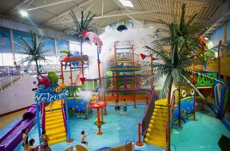 Vakantiepark Duitsland Met Zwembad