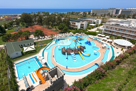 Hotel Club Kastalia Holiday Resort
