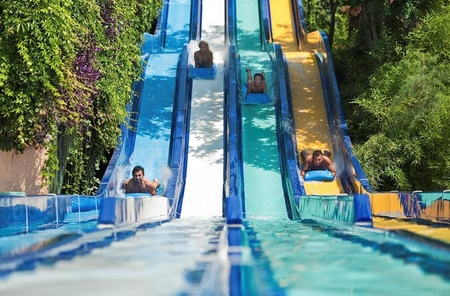 SPLASHWORLD Ali Bey Club Park