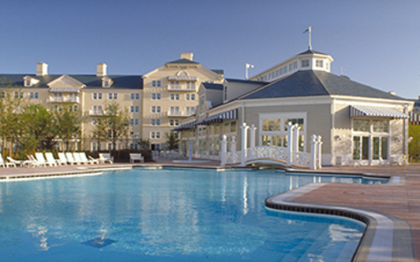 Hotel Disney Newport Bay Club 4*
