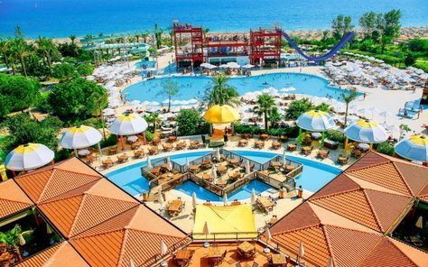 Hotel Club Magic Life Waterworld