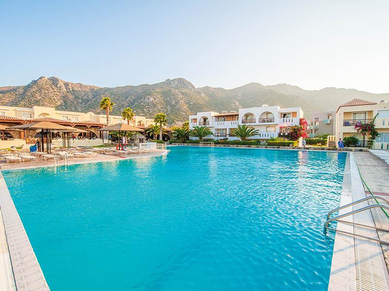 Hotel Akti Beach Club Kardamena Griekenland