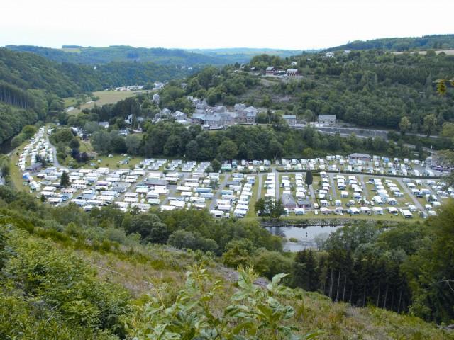 Floreal la Roche Rent a Tent   camping in België