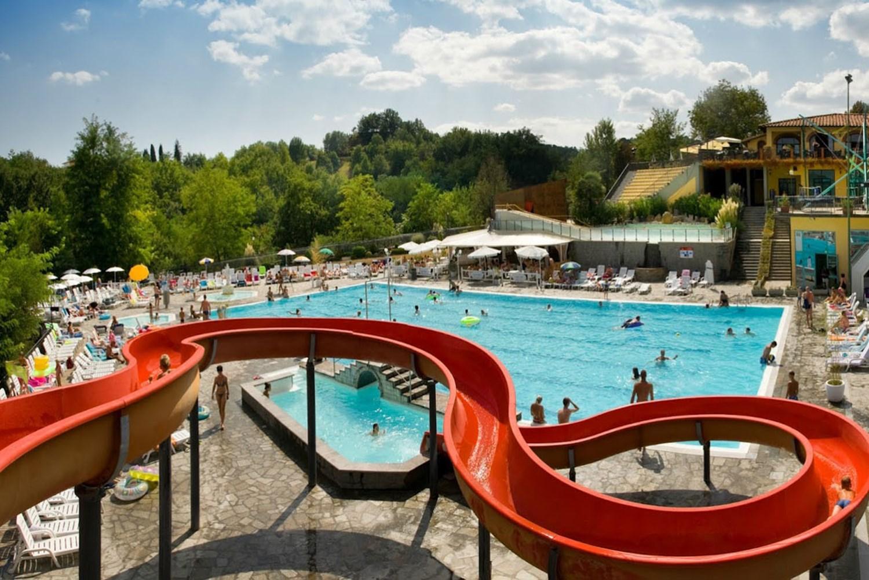 4 sterren Camping Norcenni Girasole Club in Figline Valdarno