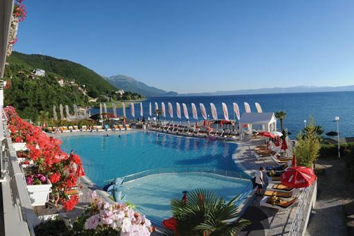 Hotel Granit In Macedonie