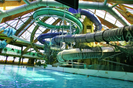 Aquapark Aqualud in Le Touquet