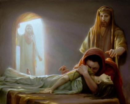 Jesus Resurrects