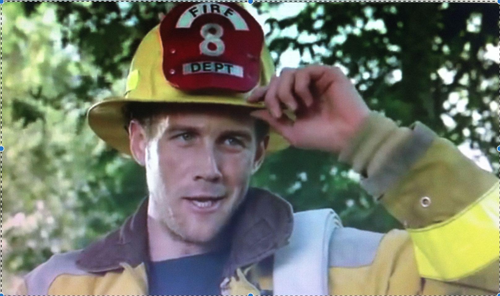 Alka Seltzer Fireman
