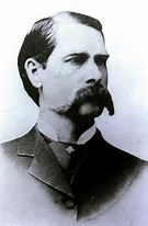 Wyatt Earp at Tombstone