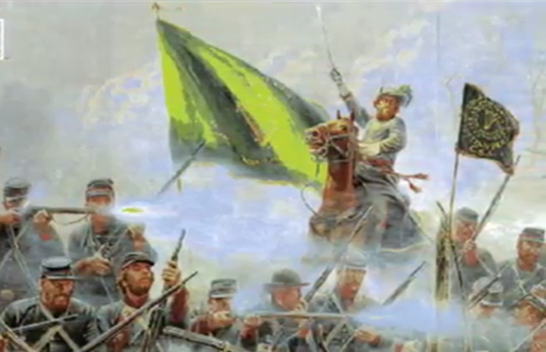 Kelly's Irish Brigade