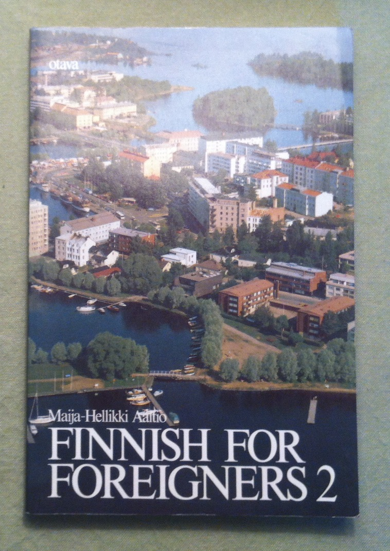 Finnish for Foreigners Two