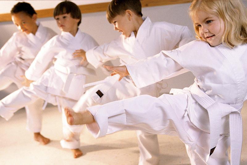 karate pre-agonisti