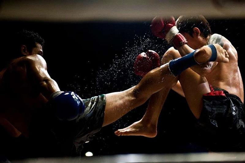 Kick boxing sera