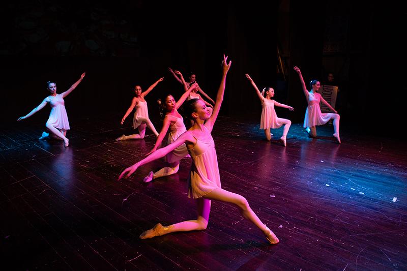 2° livello danza classica