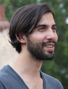 Ramin Farhangi élection presidentielle 2017, candidat