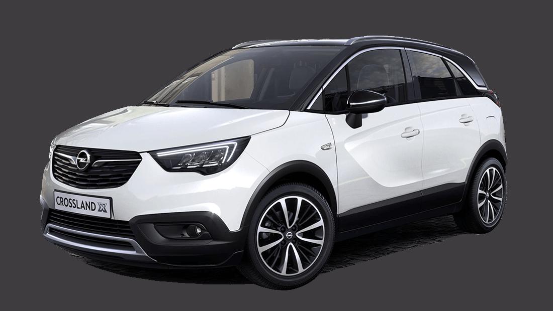 offerta Opel CROSSLAND X