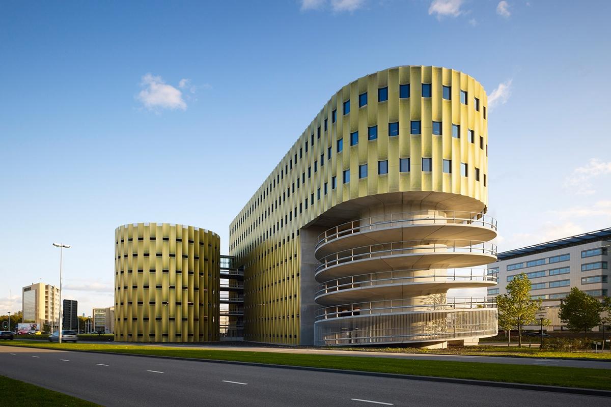 Lednovate Parkeergarage De Cope Utrecht 00 - Parkeergarage De Cope