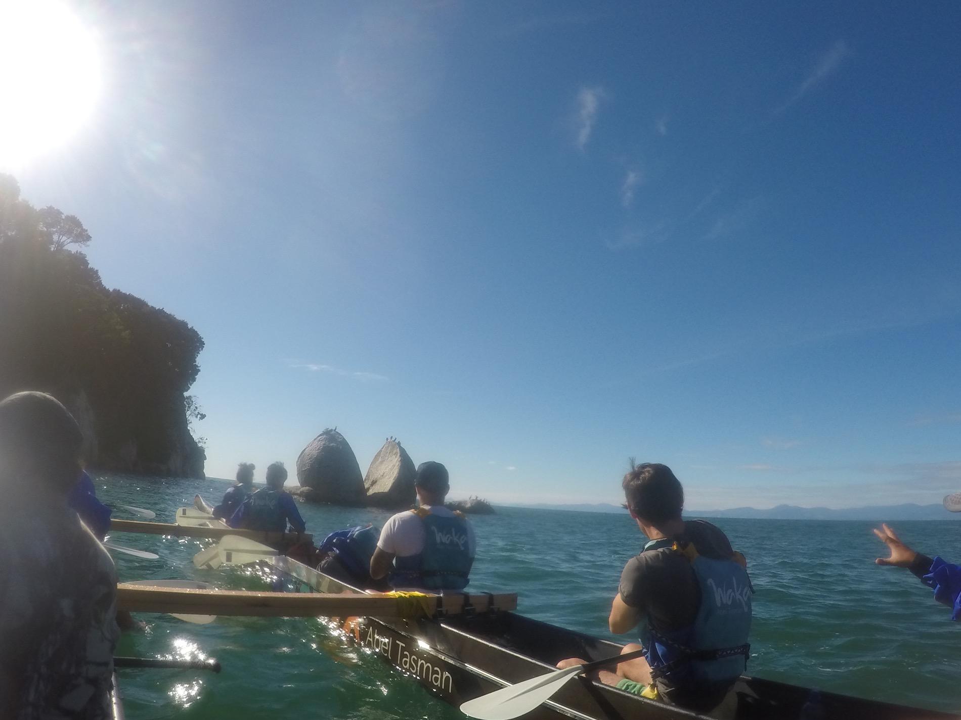 Abel Tasman Waka Adventure