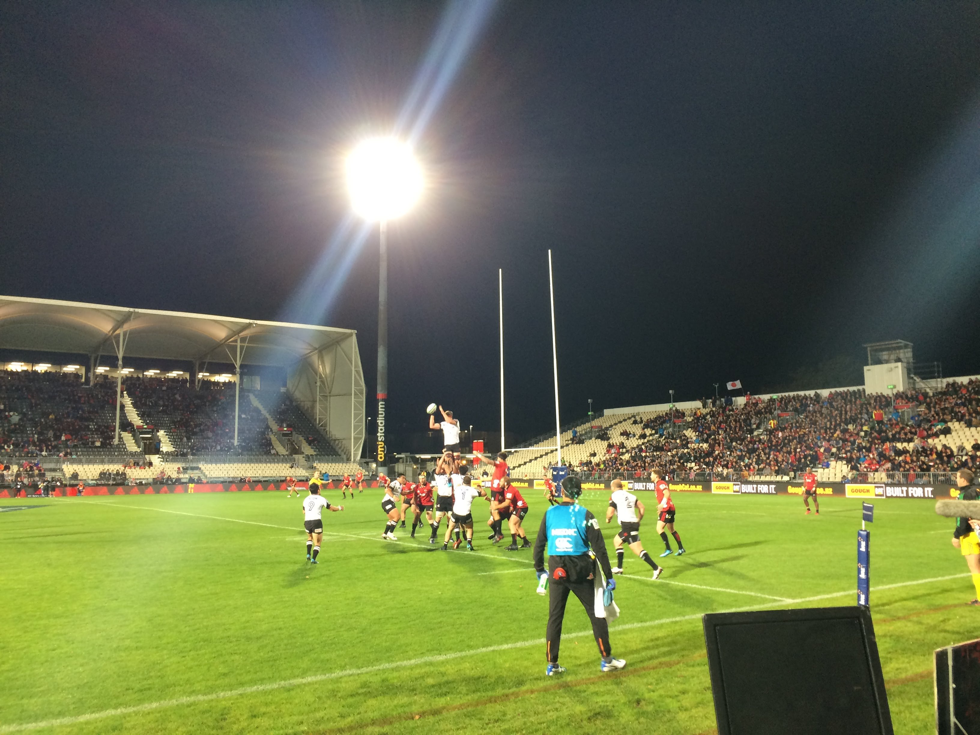 Christchurch Rugby