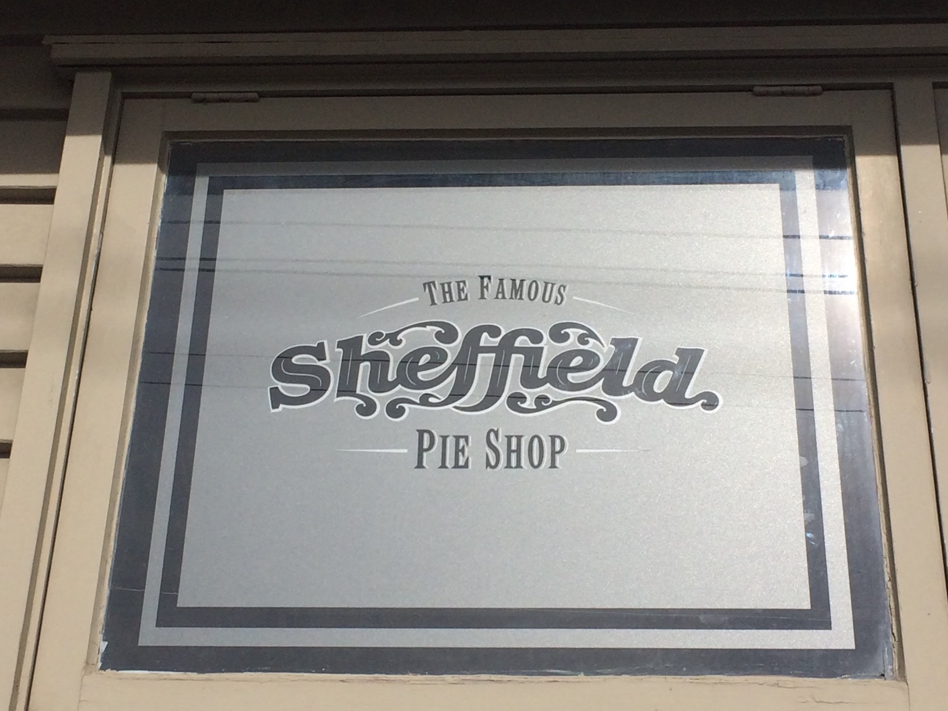 Sheffield Pie