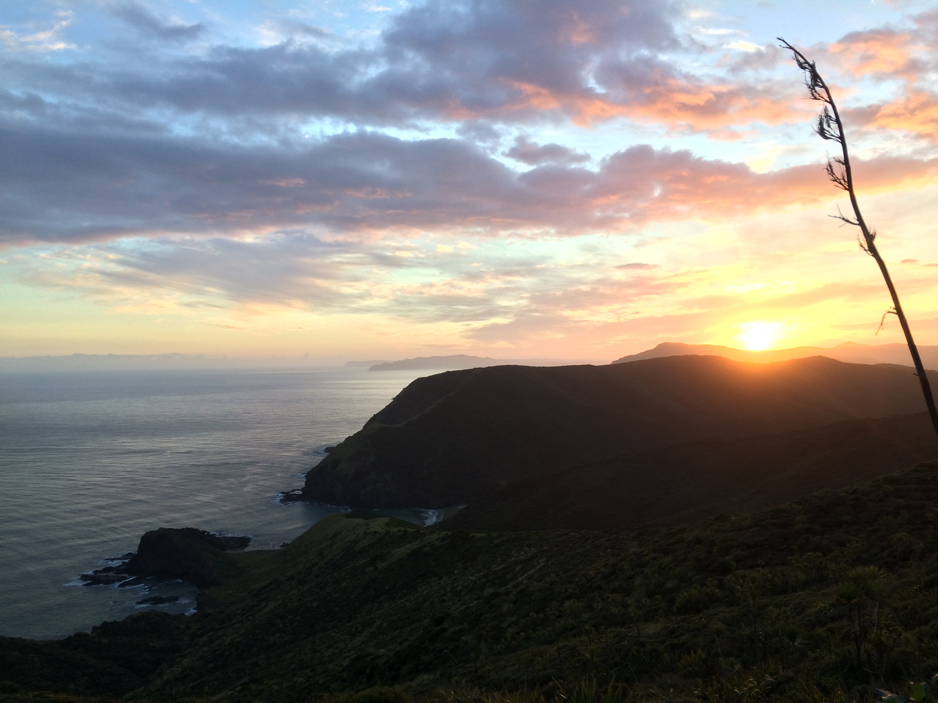 Sunrise at Cape Reinga
