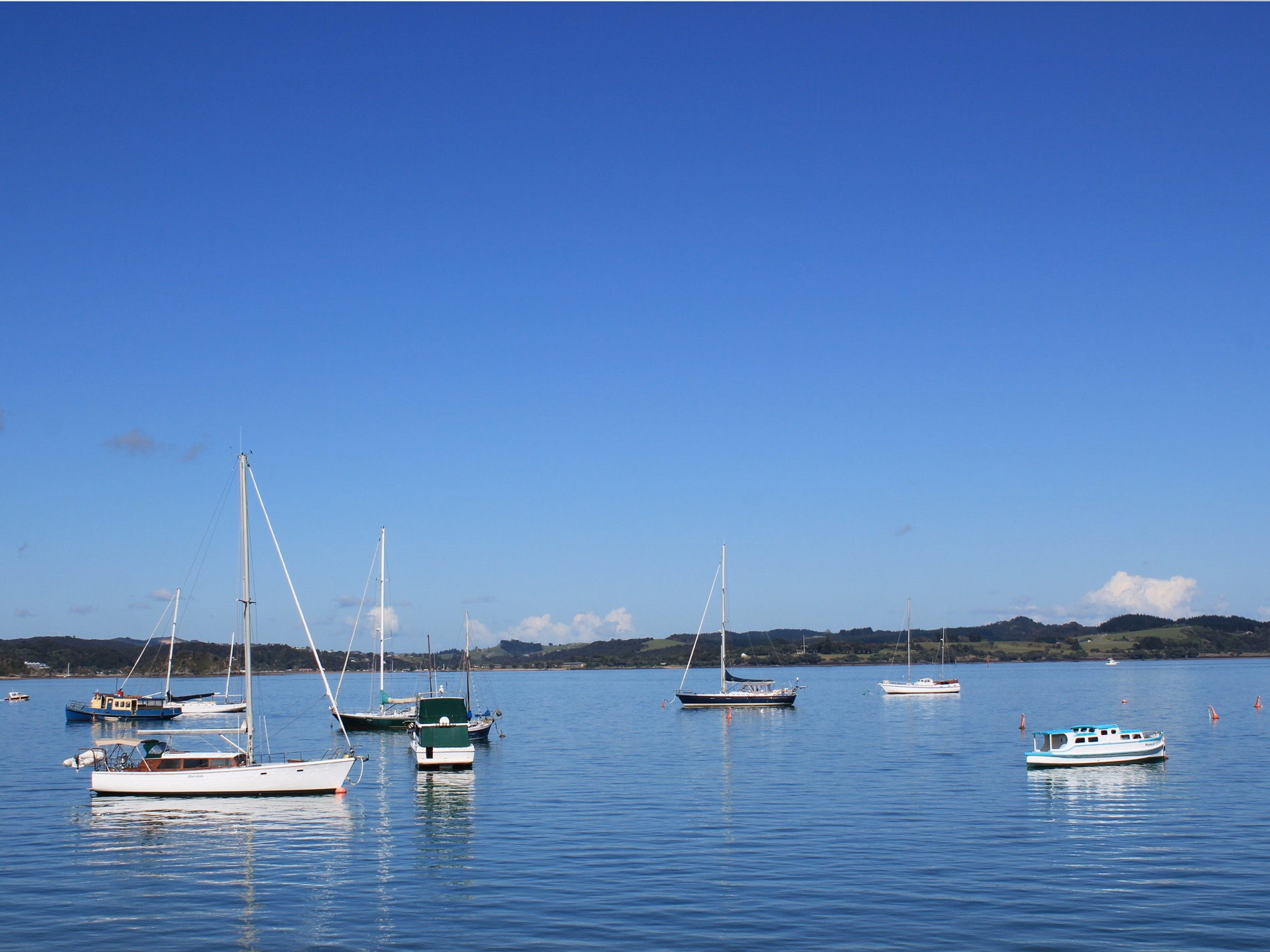 Russell's harbour