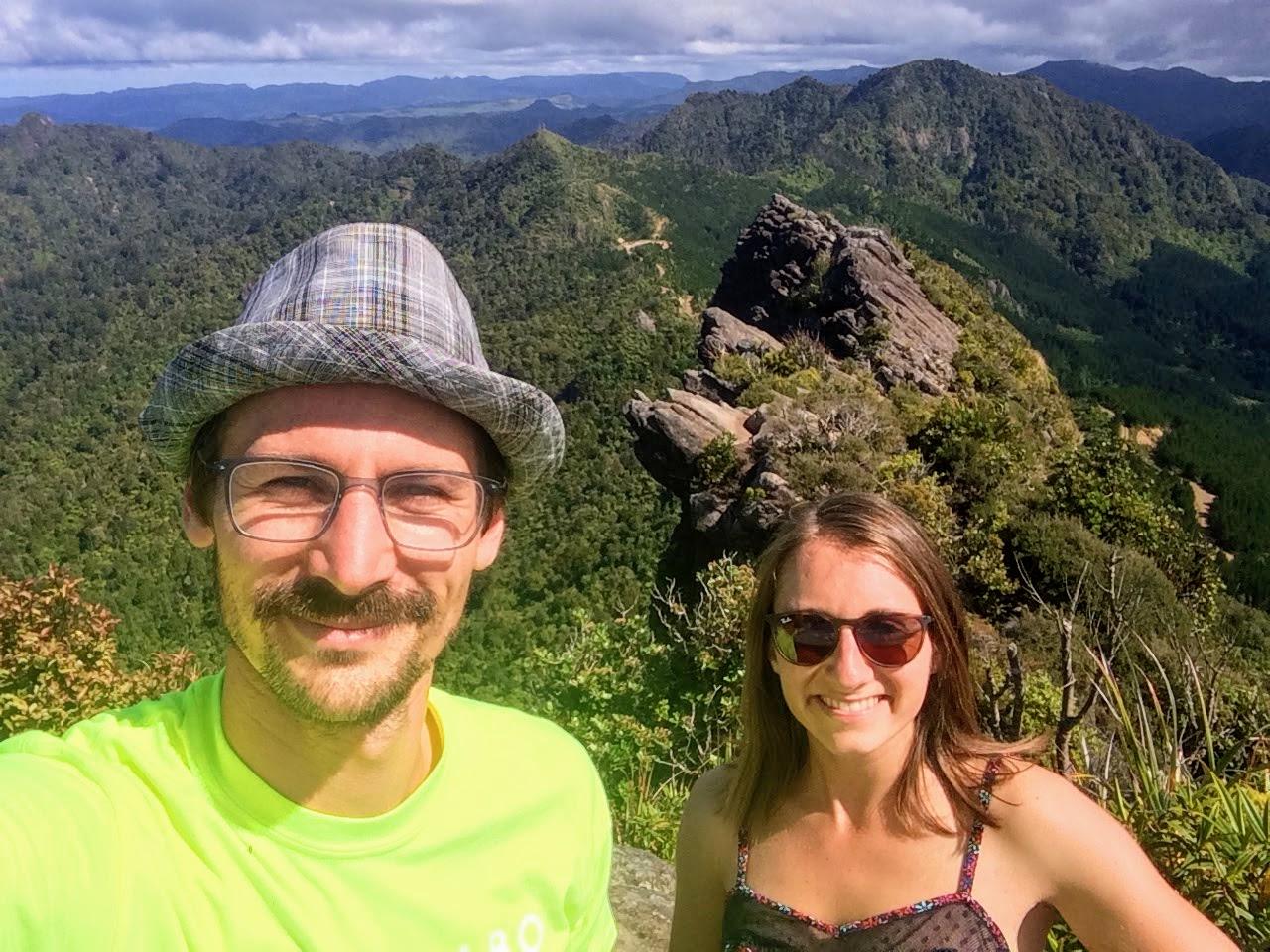 Castle Rock selfie