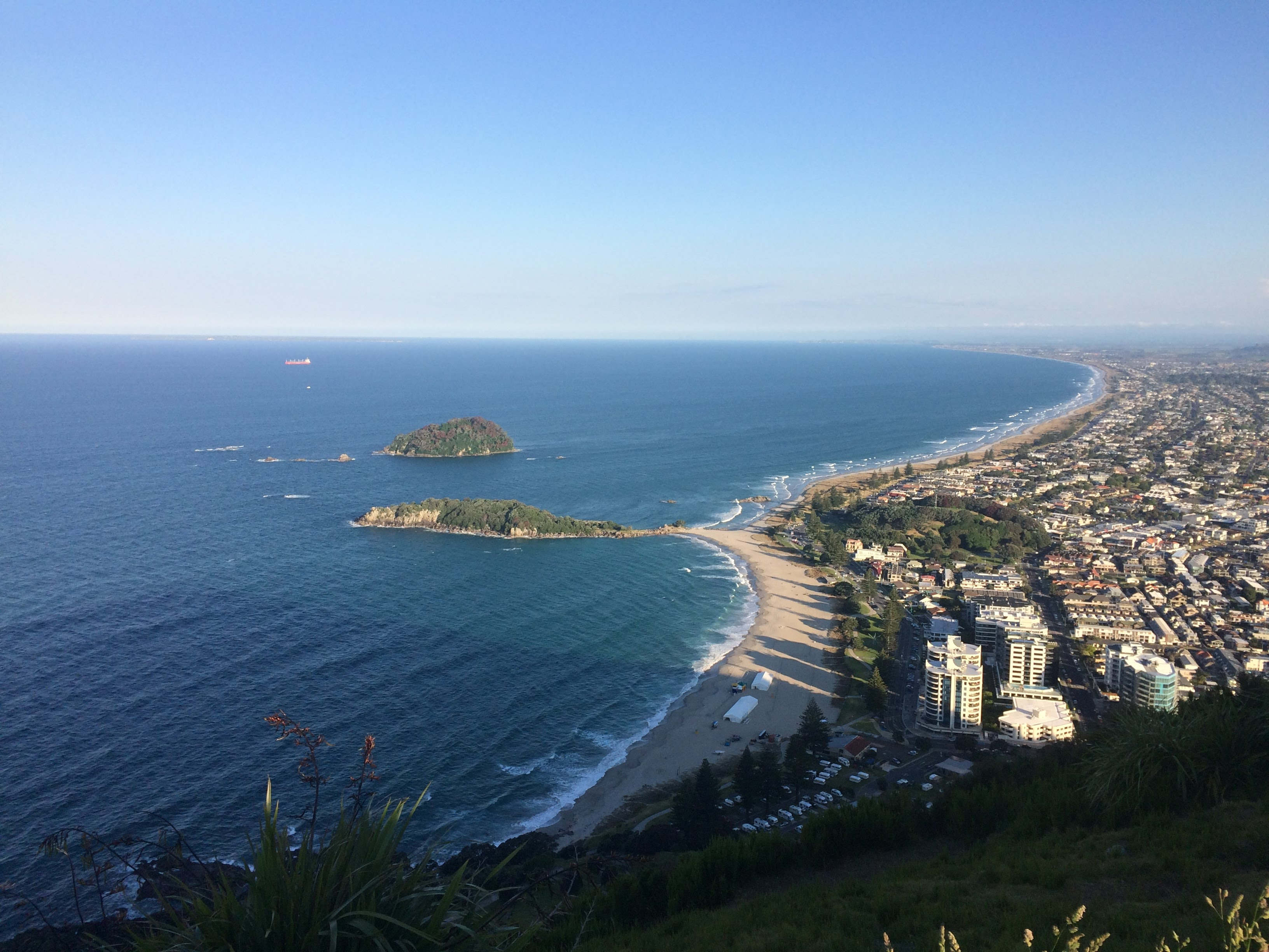 View Mt Maunganui west