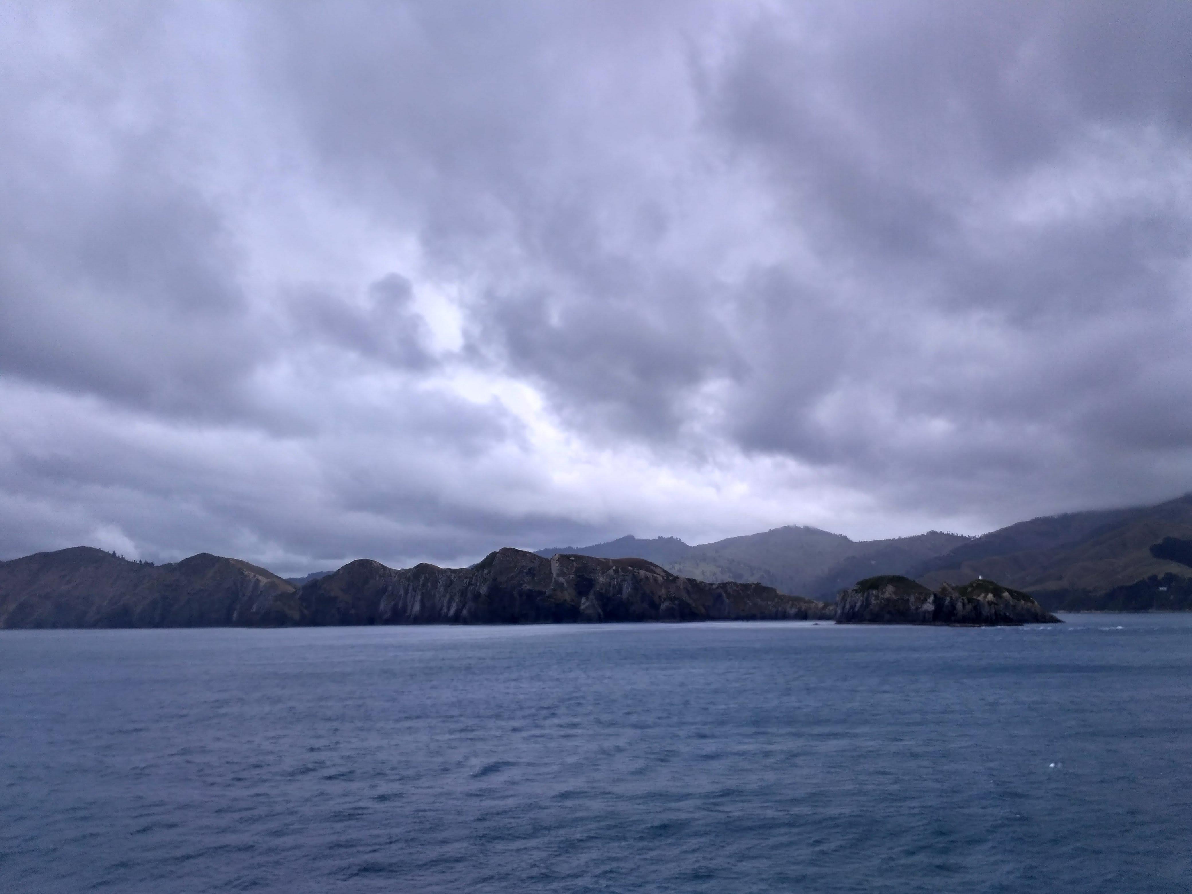 Ferry South Island