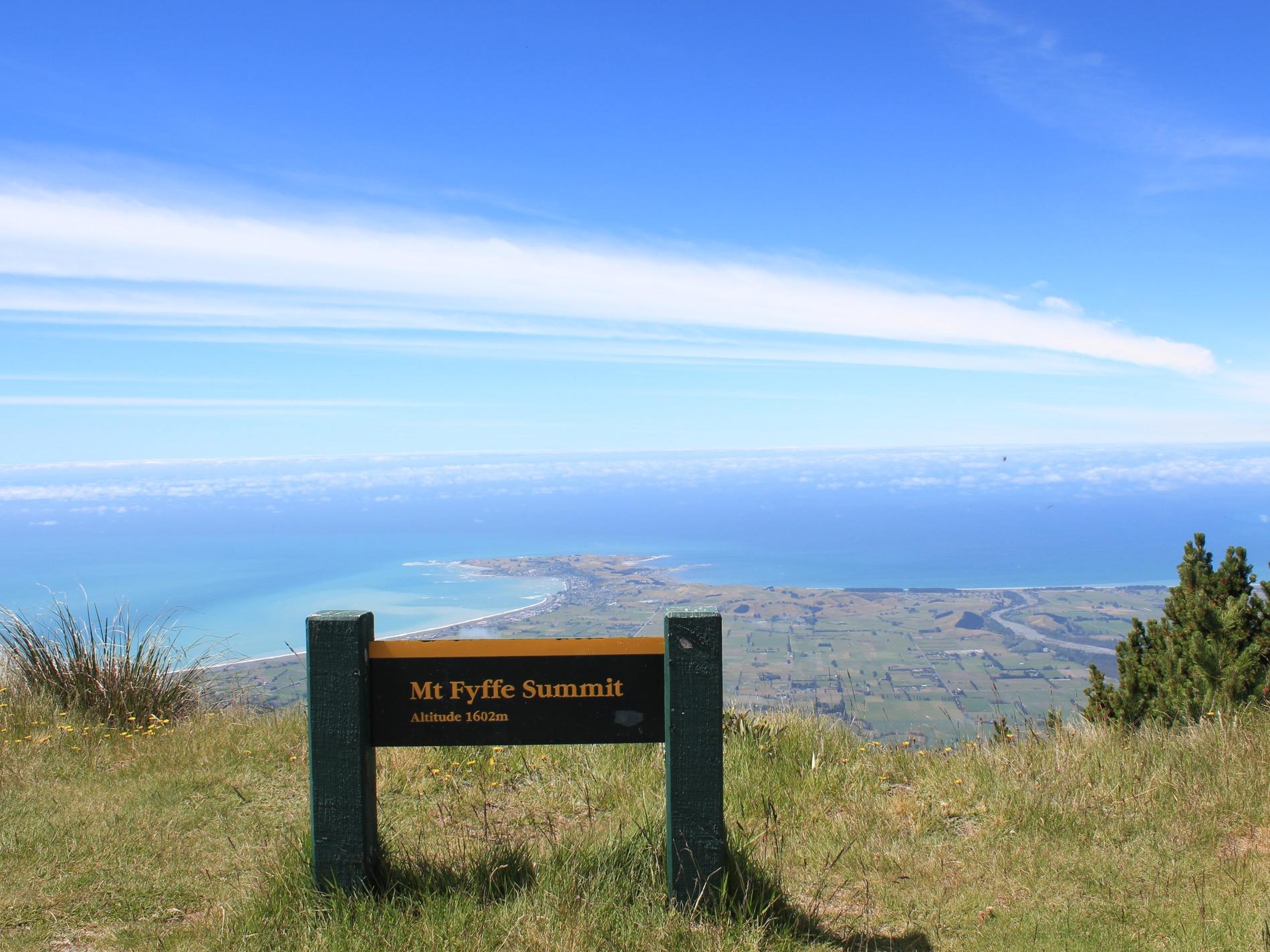 Mount Fyffe