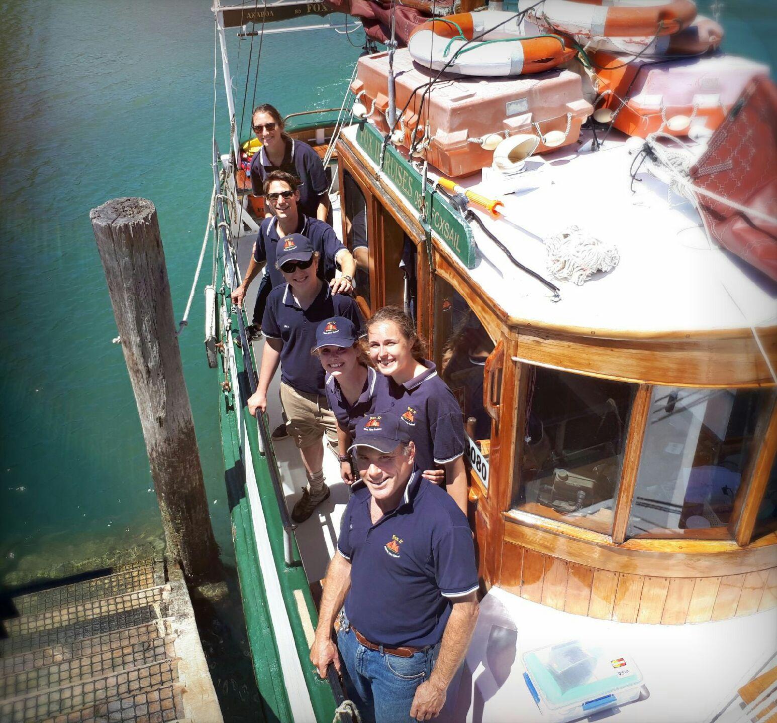 Fox II Crew