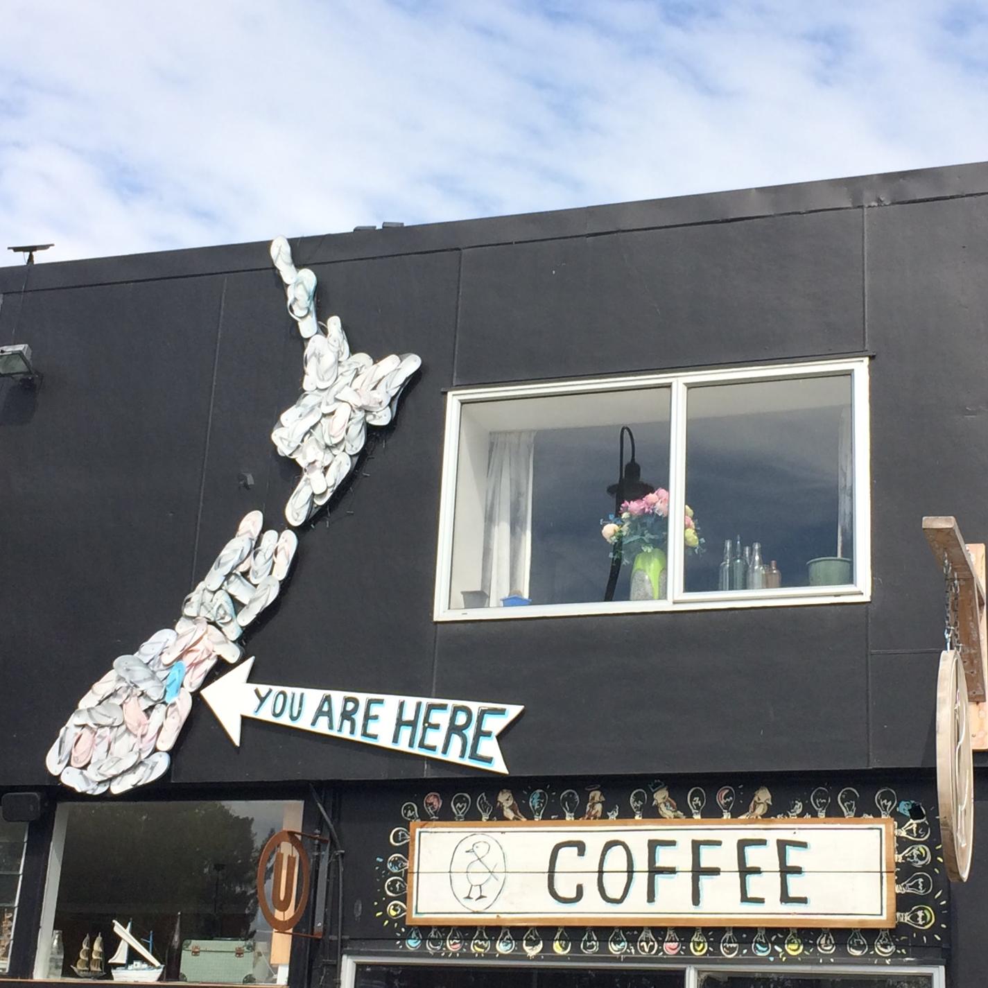 Geraldine Café