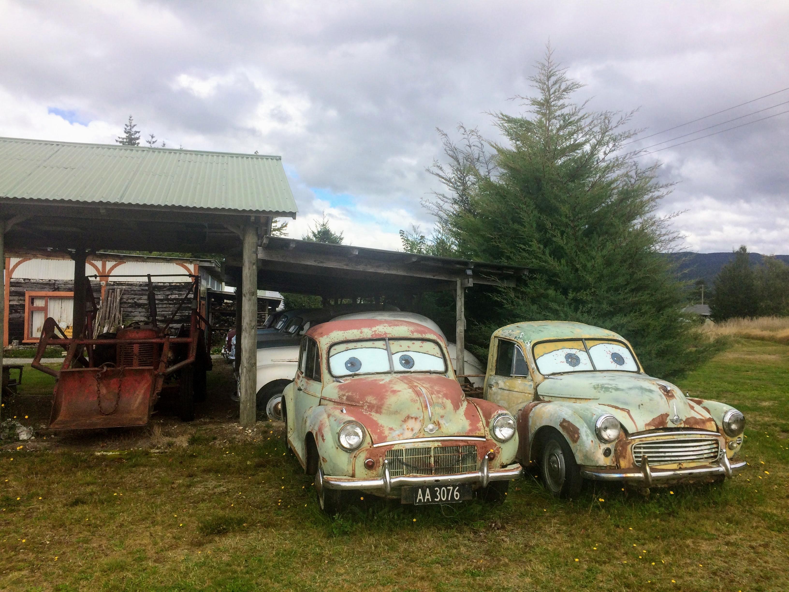 Manapouri cars