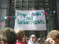 farmers markets not carbon markets