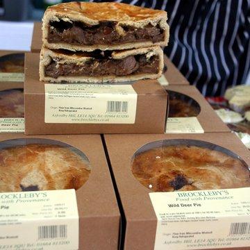 2011 St Johns Wood opening brocklebys pies