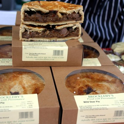 2011 St Johns Wood opening brocklebys pies
