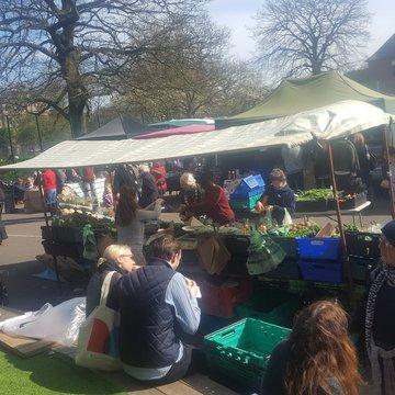 Parliament Hill farmers market