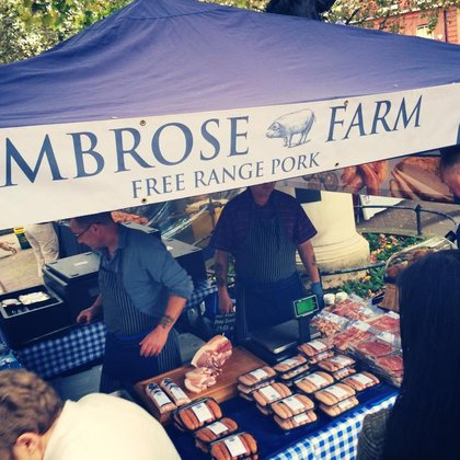 Ambrose Farm pork Sept 2014