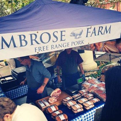 Ambrose Farm pork Sept 2014