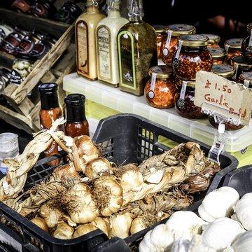 The Garlic Farm