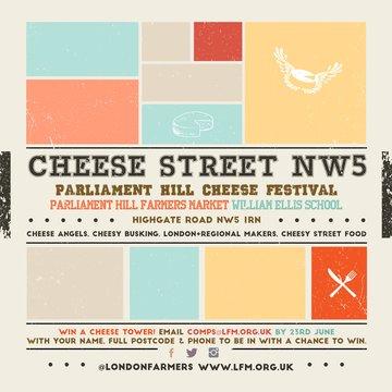 CheeseStreetNW5